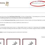 woocommerce-german-shop cart link
