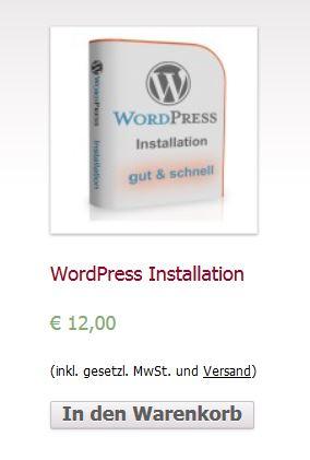 WooCommerce Katalogansicht