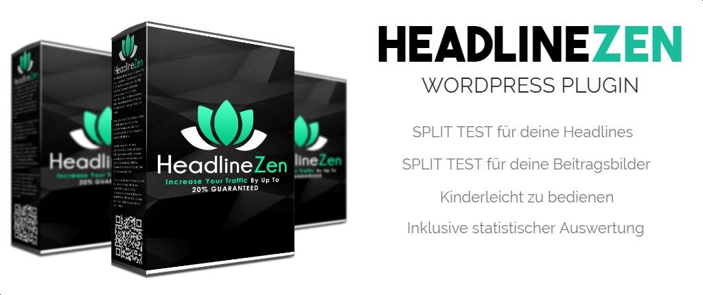 Headlinezen WordPress Plugin