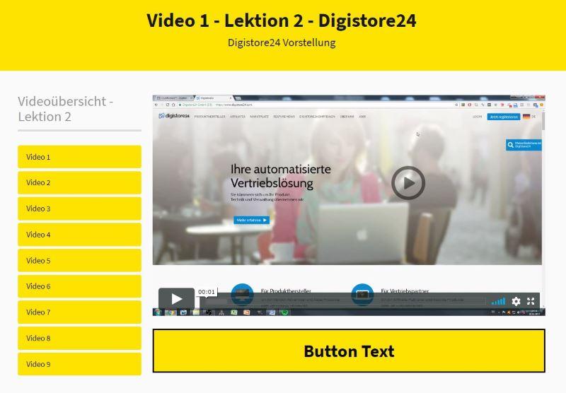 Das Digitalprodukt System 1.0 - Digistore24
