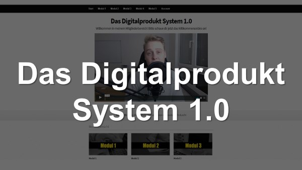 Das Digitalprodukt System 1.0 von Fritz Recknagel