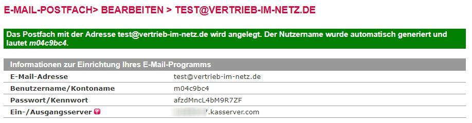 All-Inkl.com - E-Mail Übersicht