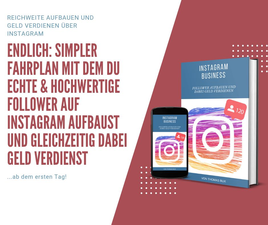 Instagram-Business von Thomas Bux